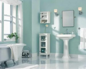 Bathroom Design - Paint