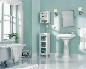 Bathroom Design - Paint