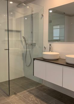 Modern and Simplistic Budget Bathroom Renovations Sydney